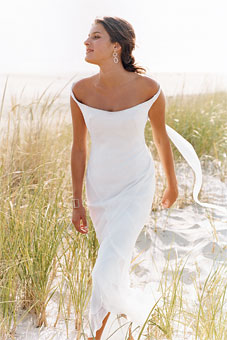 Destination Wedding Dresses on Casual Wedding Dress   Wedding Ideas