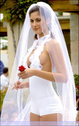 Ugly Wedding Dresses