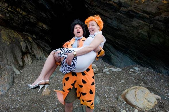 Flintstones Wedding
