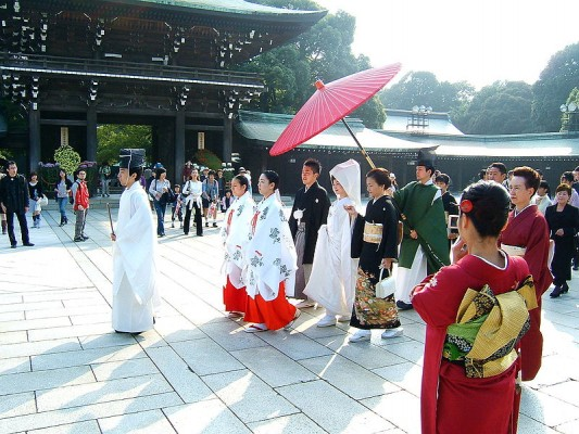 MyWeddingIdeas Photo - Traditional_Japanese_wedding