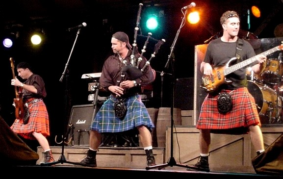 celtic band