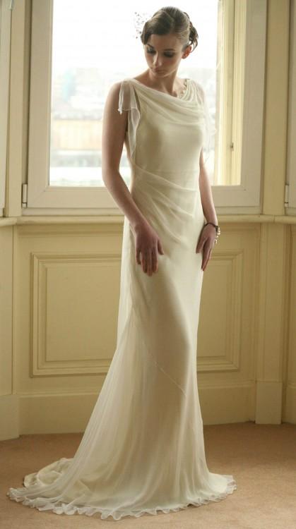 Designer Wedding Dress - Mermaid Style